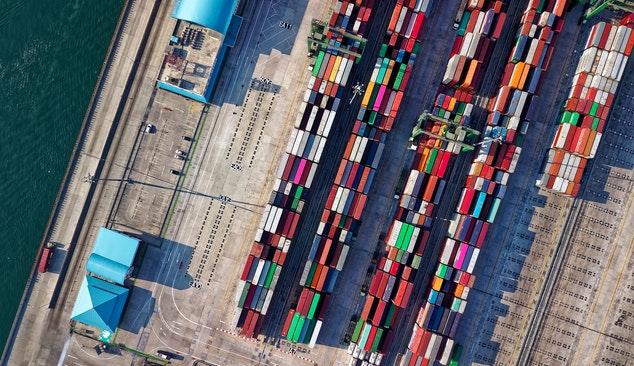 Desempenho positivo nas exportações